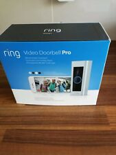 NEW Ring Full HD 1080p Video Doorbell Pro With Chime and Transformer