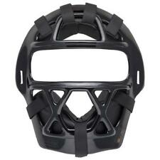 Mizuno Softball Catcher Mask Umpire Gear 1DJQS130 Black