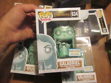 FUNKO POP MOVIES THE LORD OF THE RINGS GALADRIEL 634 EXCLUSIVE BARNES NOBLE 2018