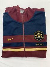 Mens | Nike Rare Highbury 1913-2006 Arsenal Full Zip Jacket| Burgundy | Size XXL