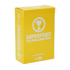 SUPERFIGHT: The Challenge Deck