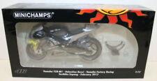 Motos et quads miniatures gris pour Yamaha