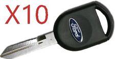 X10 Ford H92 / H84 PT SA Transponder Key Chip 4D63 with Blue Logo Top Quality