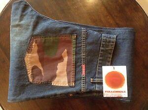 Full Circle Women's  blue jeans 30' 32L