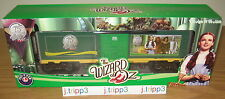 LIONEL 6-29791 WIZARD OF OZ BOXCAR O GAUGE TOY TRAIN FREIGHT 75th ANNIVERSARY