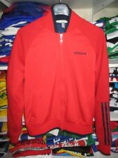 Blouson ADIDAS Neo Label rouge tennis veste jacket S