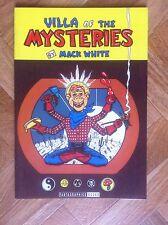 VILLA OF THE MYSTERIES #2 MACK WHITE FANTAGRAPHICS VF/NM (W1)
