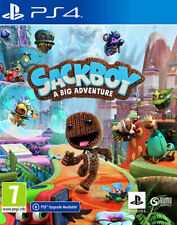 Sackboy A Big Adventure inkl. PS5 Upgrade ENG PS4