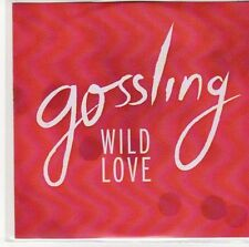 (EQ500) Gossling, Wild Love  - 2013 DJ CD