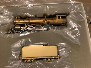 Westside HO Brass Southern Pacific P-1 4-6-2 Locomotive & Tender Japan