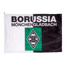 Borussia Mönchengladbach Hissfahne Retro 150 x 100 cm Fahne  Logo  BRANDNEU !!!
