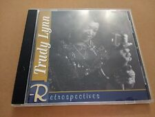 TRUDY LYNN * RETROSPECTIVES * FUNK SOUL / BLUES CD ALBUM EXCELLENT 1998