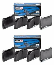 HAWK HPS 2004 VOLKSWAGEN VW R32 3.2L MK4 MKIV STREET FRONT AND REAR BRAKE PADS