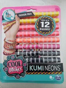 Cool Maker - Kumi Kreator Refill Pack - Kumi Neons Fashion Pack - TOY-