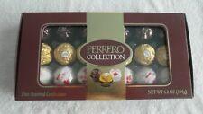 Ferrero Collection Fine Assorted Confections 6.8 Oz / 18 Pieces Rocher Raffaello