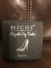 Authentic RETIRED Miche bag Magnetic key finder~Stiletto~NWT~VERY VERY RARE!!