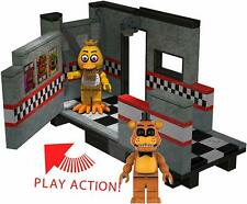 Five Nights at Freddy's East Hall Medium Construction Set McFarlane FNAF