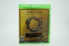 Elder Scrolls Online Gold Edition: Xbox One [Brand New]