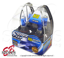 Super White H10 9145 12V 42w Xenon HID Foglight Bulbs