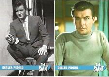 THE SAINT ROGER MOORE ITC EXCLUSIVE DEALER PROMOS SET UNSTOPPABLE CARDS