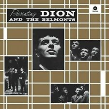 Dion And The Belmonts	Presenting Dion And The Belmonts + (New Vinyl)