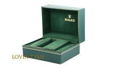 Vintage Original Rolex Green Sport Model Inner Box - No Reserve Auction