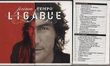 LIGABUE CD + DVD Primo Tempo 2007 MADE in the EU  1a STAMPA cartonato