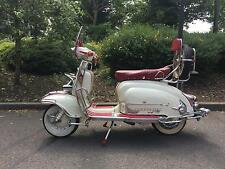 Lambretta Tv175 scooter Italian