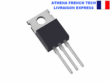 2 Transistors IRF9630 MOSFET canal P. Boîtier: TO-220