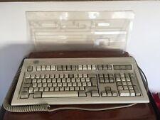 Tastiera Pc Ibm Keyboard Rara Anni 90 Funzionante E Perfetta Edichette Italy
