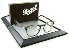 Persol 3007-V 973 50mm Rx Eye Glasses Gloss Tortoise Frames ONLY Sunglasses