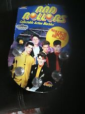 New Kids On The Block Rad Rollers Collectible Action Marbles 1990 Spectra Star