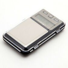 Mini Pocket Digital Weight Scale 0.01-50g High Precision / Jewelry