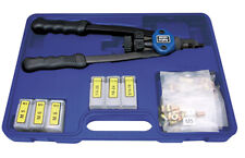 """Astro Pneumatic 1442 Metric And Sae 13""""Thread Setting Hand Riveter Kit"""