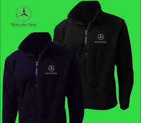 Mercedes Benz Fleece Merc Fleece ** Full Zip REGATTA QUALITY   ** TRACKED **