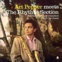 Pepper- ArtMeets The Rhythm Section (New Vinyl)