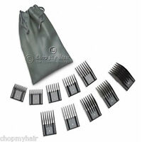 Oster 10pc Universal Clipper Comb Attachment Guide Set Kit 76926-900 * Brand NEW