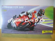 MAQUETTE MOTO 1/24 NORICK ABE  YAMAHA YZR 500-2001
