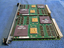 MERCURY SYSTEM  MCV6 RACE QUAD I860-XR 40MHZ CPU VME BOARD (USED)****