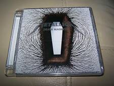 METALLICA : DEATH MAGNETIC CD (DAMAGED CASE) END OF THE LINE CYANIDE JUDAS KISS