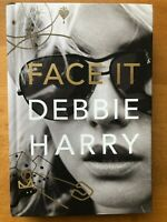 Signiert!   Debbie Harry  Face It.  Signed!