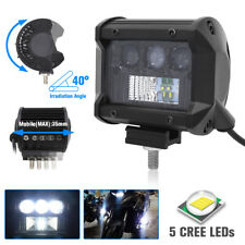 CREE LED Work Light Spot Lamp Car OffRoad 4X4 Driving Fog Lamp Fit Truck ATV SUV