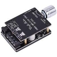 Bluetooth 5.0 Audio InaláMbrico Amplificador de Potencia Digital Tablero Est G5T