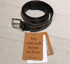 Louis Vuitton Leder Gürtel M9769 100cm Damier Ace leather belt 100 / 40 ceinture