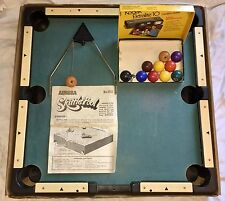vintage 1970'S AURORA   SKITTLE POOL GAME in box large made in USA
