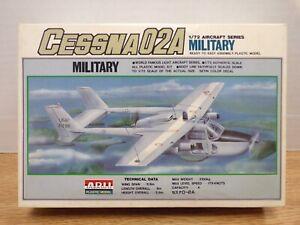 Cessna02A 1/72 Militaire Arii Modèle Plastique Kit 022521DBT