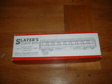 SLATERS COACH KIT for GWR 57' TOPLIGHT ALL 3rd COACH Diag C28. OO Gauge