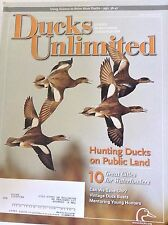 Ducks Unlimited Magazine Hunting Ducks On Public Land April 2011 082017nonrh3