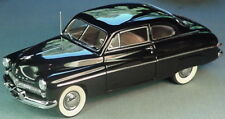 DANBURY MINT 1949 MERCURY CLUB COUPE 1/24 BLACK DM702 MINT