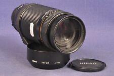Nikon Nikkor AF 75-300mm 4,5 - 5.6 - Tele Zoom Objektiv